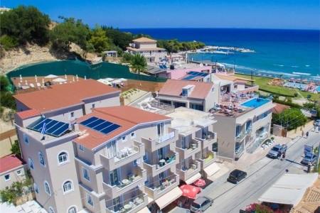 Porto Planos Beach Hotel, Řecko, Zakynthos