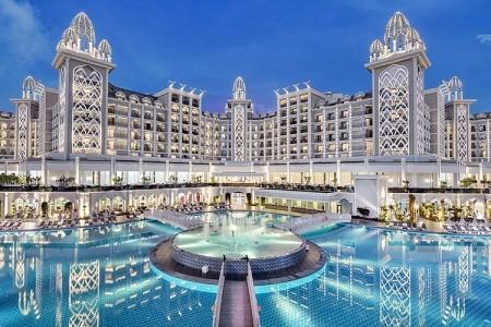 Hotel Granada Luxury Belek, Turecko, Belek