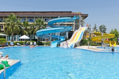 Hotel Otium Family Eco Club - Turecko v srpnu