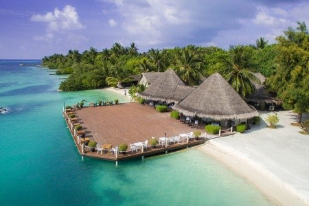 Adaaran Select Hudhuran Fushi All Inclusive Super Last Minute