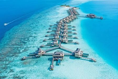 Angsana Resort & Spa, Velavaru - Maledivy v září
