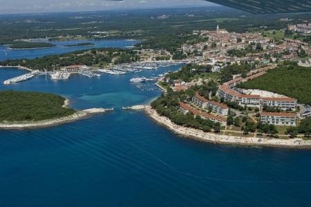 Resort Belvedere - Vrsar, Chorvatsko, Istrie