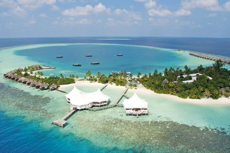 Hotel Safari Island Resort & Spa, Maledivy, Atol Ari