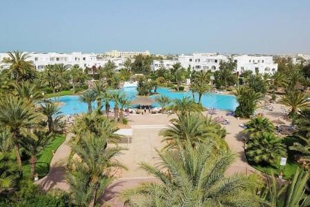 Djerba Resort - v květnu