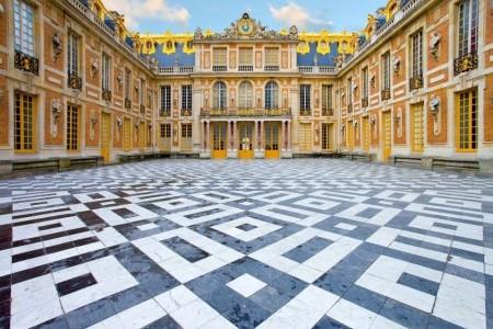 Paříž a Versailles - v červenci
