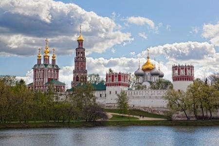 Moskva letecky Snídaně