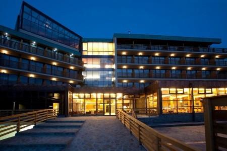 Bohinj Eco Hotel: Rekreační Pobyt 7 Nocí - v říjnu