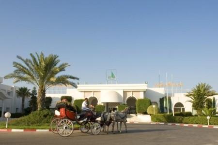 El Mouradi Club El Kantaoui, Tunisko, Port El Kantaoui