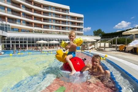 Hotel Livada Prestige (Terme 3000) ***** - Léto 2021, Slovinsko, Slovinské lázně