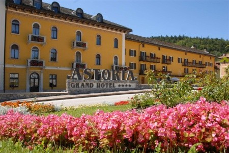 Grand Hotel Astoria**** - Léto 2021