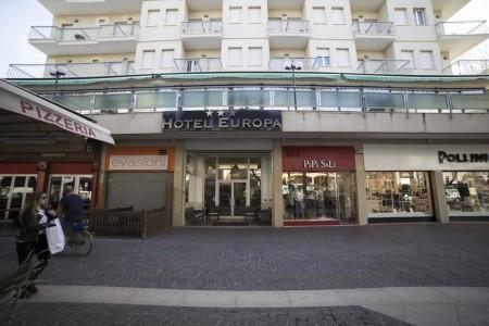 Hotel Europa*** - Itálie 2021/2022 | Dovolená v Itálii 2021/2022