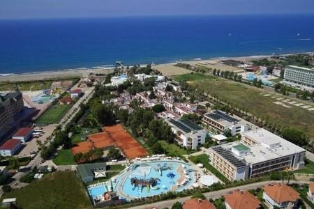 Club Kastalia Holiday Village - Rodinná Izba, Turecko, Turecká riviéra