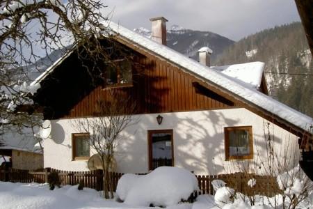 Penzion Stoder - Zima - Hinterstoder - Rakousko