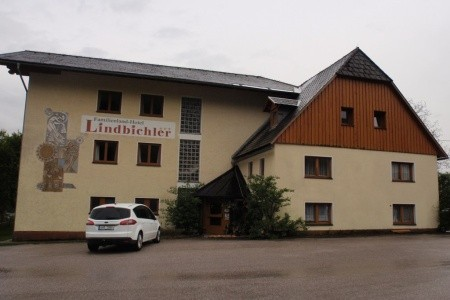 Lindbichler - Zima - Hinterstoder - Rakousko