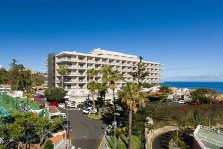 TENERIFE - HOTEL EL TOPE**** - KANÁRSKÉ OSTROVY, Kanárské ostrovy, Tenerife
