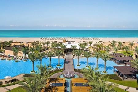 Hotel Saadiyat Rotana Resort & Villas - v říjnu