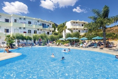 Hotel Lisa Mary - Řecko na podzim - slevy