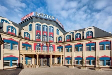 Wellness Hotel Babylon**** - Balíček