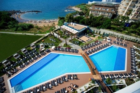 Selene Beach Hotel, Turecko, Alanya