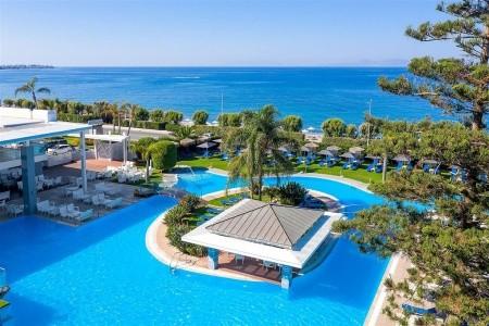 Oceanis Beach Hotel, Řecko, Rhodos