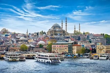 PERLY ISTANBULU+KRÁSY KAPPADOKIE A TURECKÉ RIVIÉRY Snídaně