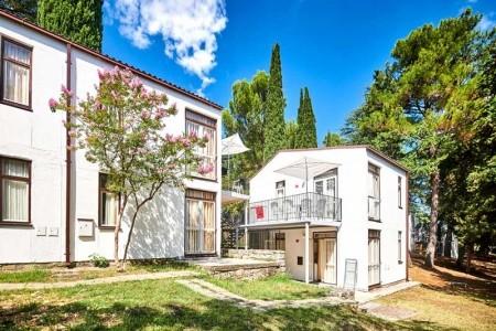 Apartmány Astra Plava Laguna - 7 Nocí, Chorvatsko, Istrie