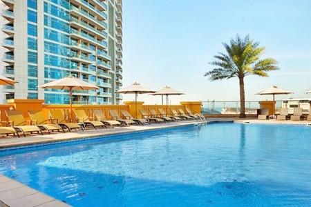 Ramada Hotel & Suites By Wyndham Dubai Jbr - Spojené arabské emiráty v létě