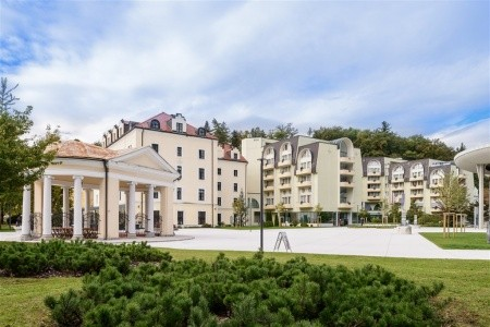 Grand Hotel Sava/Lux ****+ A Hotel Zagreb **** - Léto 2021