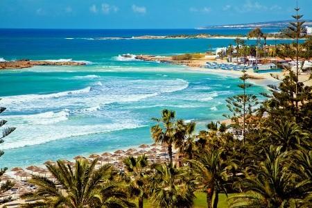 Relax na plážích Kypru + JÍZDA DŽÍPY + RUČNÍ VÝROBA SÝRU HAL - Na pláži