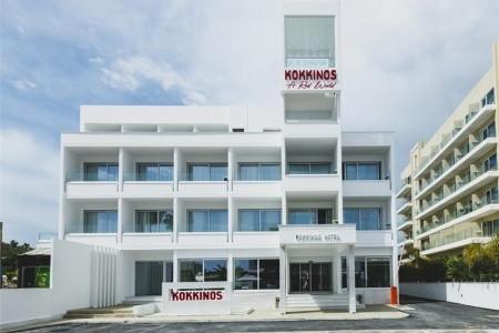 Kokkinos Boutique Hotel - Podzimní dovolená