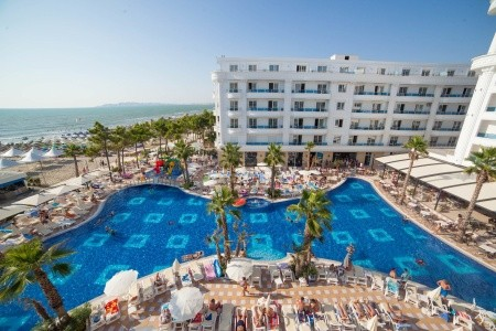 Hotel Diamma Resort, Hotel Grand Blue Fafa - Letecky All Inclusive