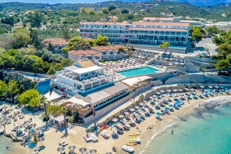 Alexandra Beach, Hotel Poseidon