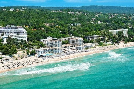 Hotel Azalia, Hotel Topola Skies Resort And Aquapark - Bulharsko Ultra All Inclusive