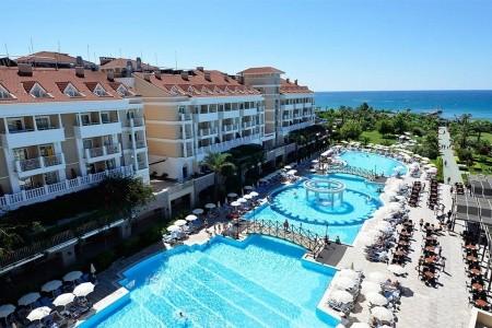 Hotel Trendy Aspendos, Hotel Pine Beach Resort Maritim