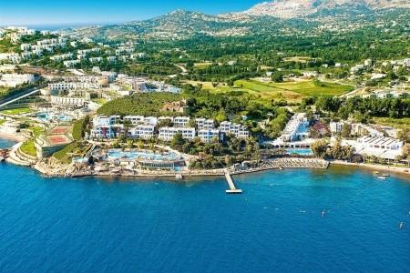 Hotel Kadikale Resort Spa & Wellness, Hotel Camelot Boutique - v červenci
