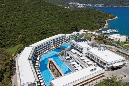 Hotel Kadikale Resort Spa & Wellness, Hotel Thor Exclusive Bodrum