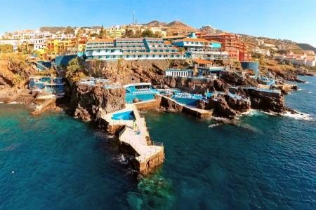 Hotel Royal Orchid/Rocamar/Cais Da Oliveira, Hotel Melia Madeira Mare