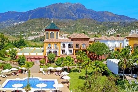 Maroko na vlastní kůži, Hotel La Vinuela & Spa - Poznávací zájezdy