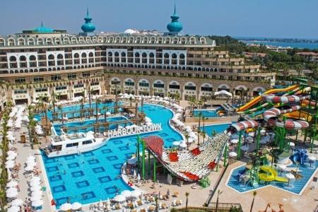 Crystal Sunset Luxury Resort & Spa, Turecko, Side