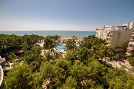 Cesta po Jadranském pobřeží, Hotel Dolce Vita, Albánie, Dürres
