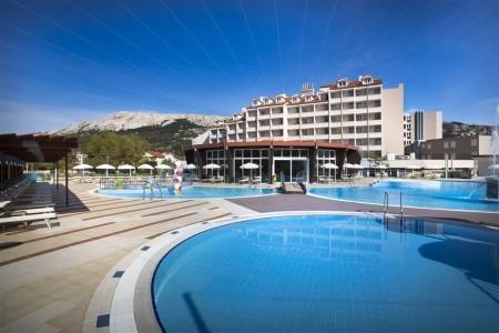 Corinthia Baška Sunny Hotel By Valamar*** - Léto 2021, Chorvatsko, Krk