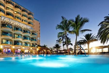 Bull Hotel Dorado Beach - Kanárské ostrovy v říjnu - hotely - First Minute - slevy