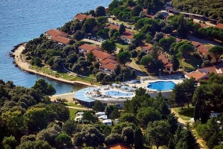 Resort Petalon - Vrsar, Chorvatsko, Istrie