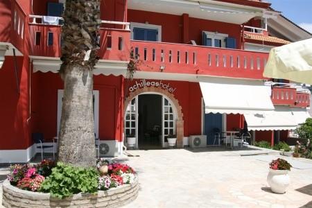 Achilleas - Dovolená Epirus 2021/2022