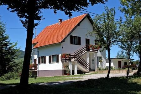 Ubytování Smoljanac (Plitvice) - 5194 Bez stravy
