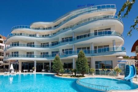 Hotel Blue Bay*** (8 Denní Pobyty) Vlastní Dopravou Se Snídaní