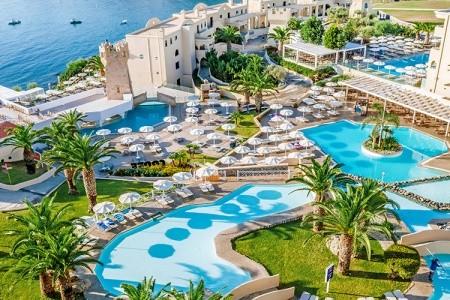 Hotel Lindos Royal, Řecko, Rhodos