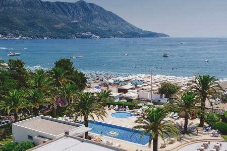Hotel Montenegro Beach Resort - v srpnu