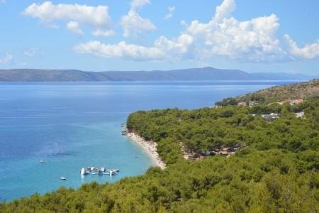 Dole Camping, Chorvatsko, Makarská riviéra