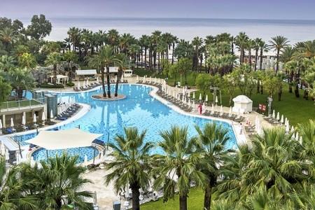 Hotel Seven Seas Blue, Turecko, Side